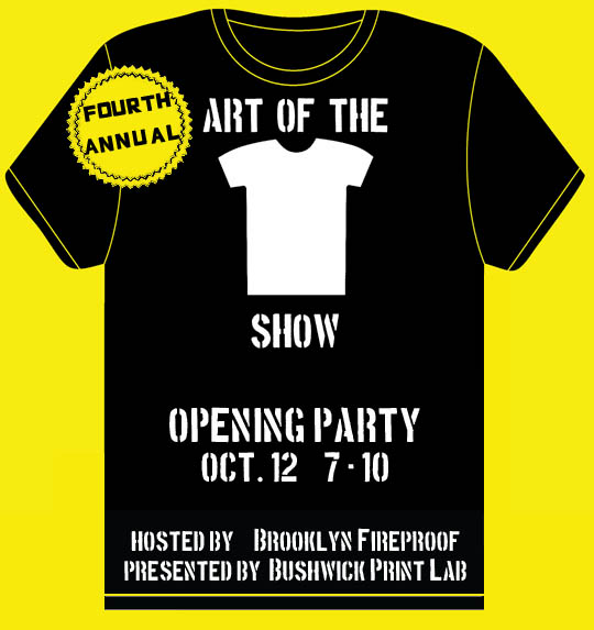 Art of the Tee 2013